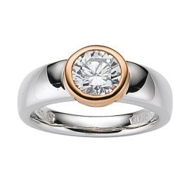 Viventy 772301 Silver Ladies Ring