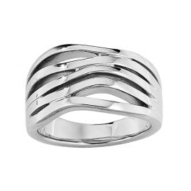 Viventy 777031 Ladies Silver Ring