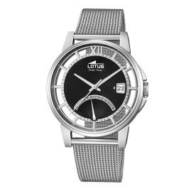 Lotus 18326/2 Dual Time Mens Watch