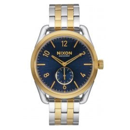 Nixon A950 1922 C39 Gold/Blue Sunray Herrenuhr