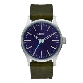 Nixon A377 2302 Sentry 38 Damenuhr Purple/Olive