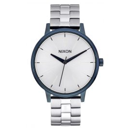 Nixon A099 1849 Kensington Navy/Silver Ladies Watch