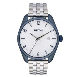 Nixon A418 1849 Bullet Navy / Silver Ladies Watch