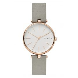Skagen SKW2710 Ladies Wrist Watch Signatur T-Bar Grey