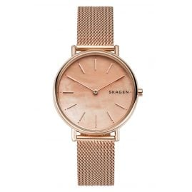Skagen SKW2732 Ladies' Wristwatch Signatur