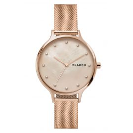 Skagen SKW2773 Ladies Watch Anita Mesh Rose