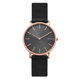 Skagen SKW6447 Mens Watch Hagen Slim Leather