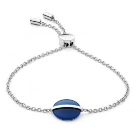 Skagen SKJ1295040 Ladies' Bracelet Sea Glass Stainless Steel Blue