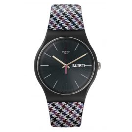 Swatch SUOB725 Unisex Watch Warmth