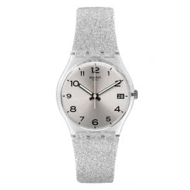 Swatch GM416C Ladies Watch Silverblush