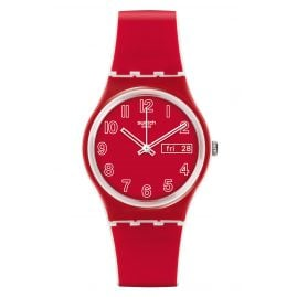 Swatch GW705 Armbanduhr Poppy Field