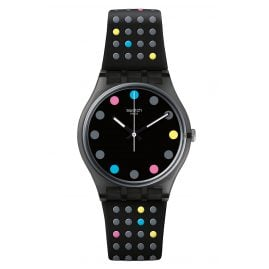 Swatch GB305 Damenuhr Boule A Facette