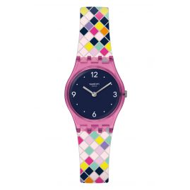 Swatch LP153 Wristwatch for Girls Squarolor