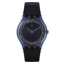 Swatch SUON134 Damenarmbanduhr Blusparkles