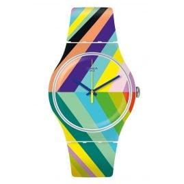 Swatch SUOW155 Wristwatch Psycadelic
