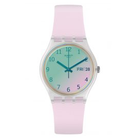 Swatch GE714 Wristwatch Ultrarose