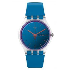 Swatch SUOK711 Ladies' Wristwatch Polablue