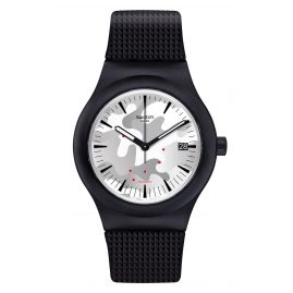 Swatch SUTB407 Automatic Watch Sistem Kamu