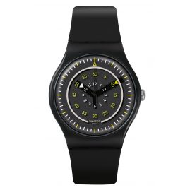 Swatch SUOB157 Armbanduhr Piu Nero