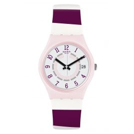 Swatch GP402 Ladies´ Wristwatch Miss Yacht