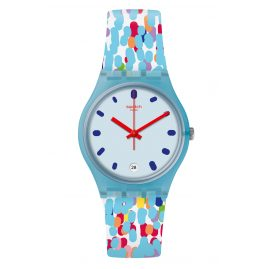Swatch GS401 Wristwatch Prikket