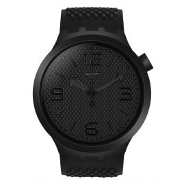 Swatch SO27B100 Big Bold Armbanduhr BBBlack