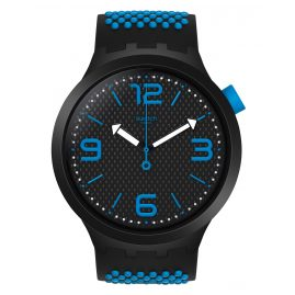 Swatch SO27B101 Big Bold Wristwatch BBBlue