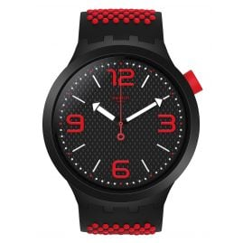 Swatch SO27B102 Big Bold Armbanduhr BBBlood