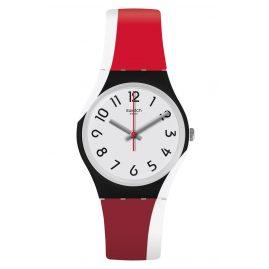 Swatch GW208 Wristwatch Redtwist