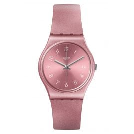 Swatch GP161 Damen-Armbanduhr So Pink