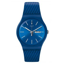 Swatch SUON711 Herrenuhr Bricablue