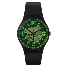 Swatch SUOB166 Herrenuhr Yellowboost
