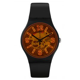 Swatch SUOB164 Herrenuhr Orangeboost