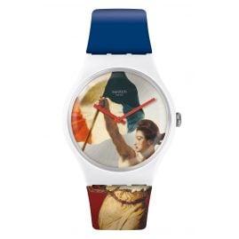 Swatch SUOZ316 Armbanduhr L.E.P.
