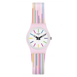 Swatch LP155 Damenuhr Guimauve