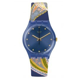 Swatch GN263 Damenuhr Silky Way