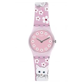 Swatch LP156 Ladies´ Wristwatch Minou Minou