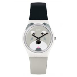 Swatch GW210 Ladies Wrist Watch Schnautzi