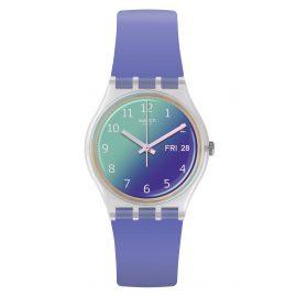 Swatch GE718 Damen-Armbanduhr Ultralavande