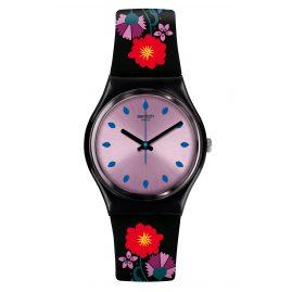 Swatch GB319 Ladies' Watch Coquelicotte