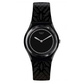 Swatch GB320 Damen-Armbanduhr Dentelle
