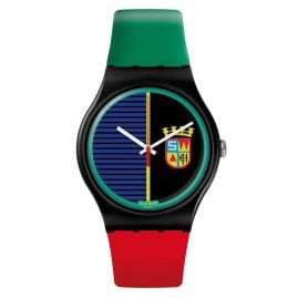 Swatch SUOB169 Watch Sir Swatch19