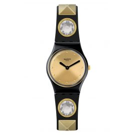 Swatch LB186 Ladies Wristwatch Ortrud