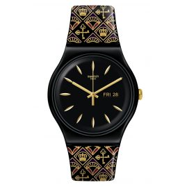 Swatch SUOB730 Watch Royal Key