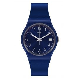 Swatch GN416 Wristwatch Silver in Blue