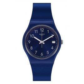 Swatch GN416 Wristwatch Silver in Blue
