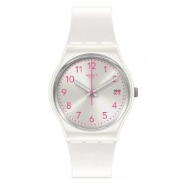 Swatch GW411 Ladies' Watch Pearlazing