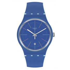 Swatch SUOS403 Wristwatch Blue Layered