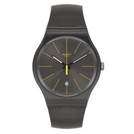 Swatch SUOB404 Armbanduhr Charcolazing