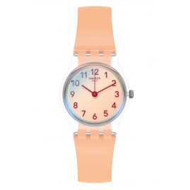 Swatch LK395 Damenuhr Casual Pink